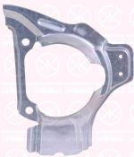 FIAT PUNTO 94-98........................ SPLASH PANE  BRAKE DISC, FRONT AXLE LEFT, DIAMET